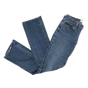 Gap Modern Boot Cut Ankle Jeans Size 4 Stretch
